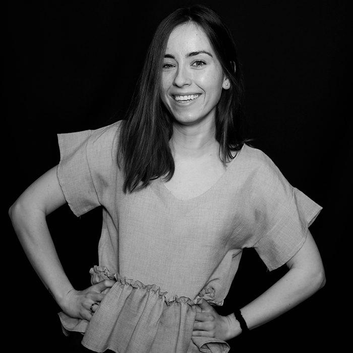Sara Sebastjanska Social Media Specialist