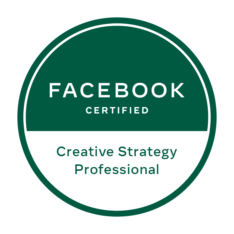 Certified Facebook Creative Strategy Professional